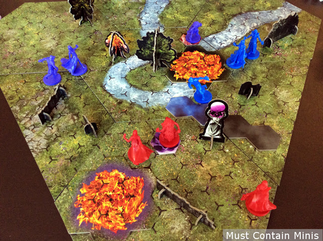 Incantris the Board Game by RAINN Studios