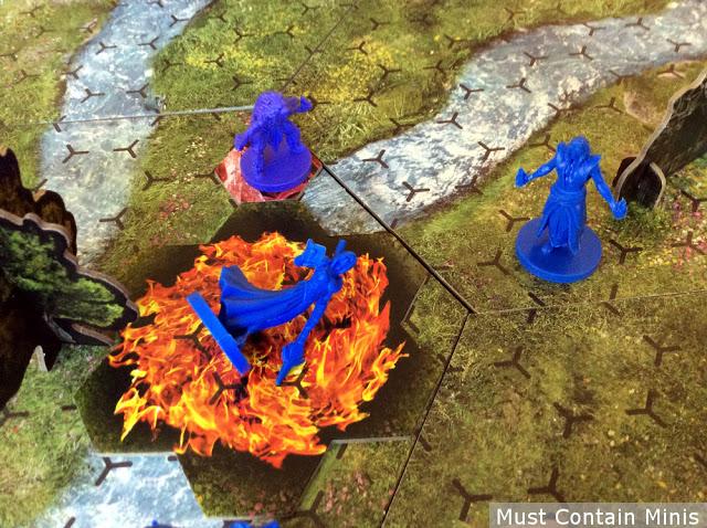 Incantris Battle Report
