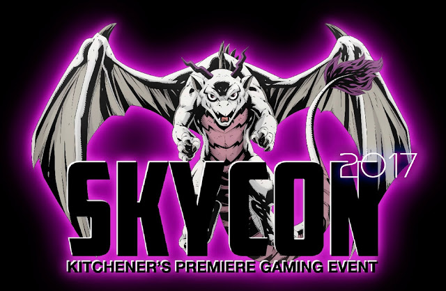 Skycon 2017 in Kitchener, Ontario, Canada