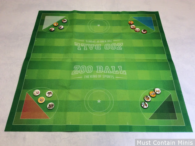 Zoo Ball with Four Players