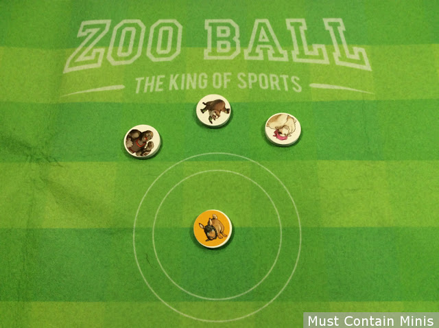 Zoo Ball the Board Game
