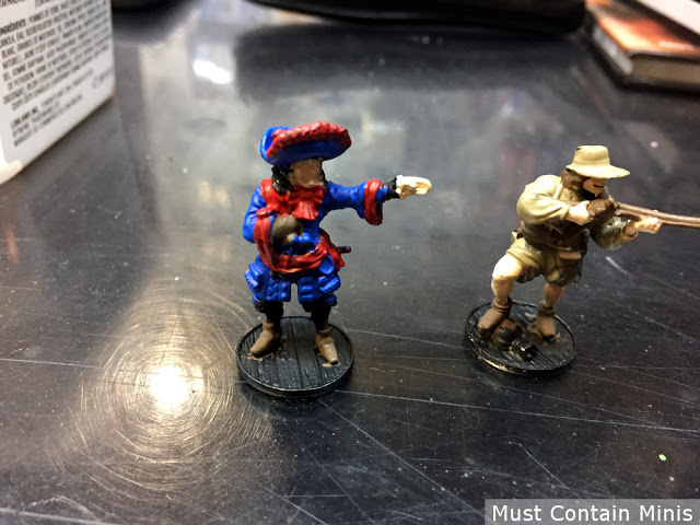 Painting Blood & Plunder at Forbes Hobbies (Cambridge, Ontario, Canada)