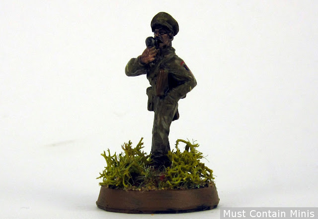 British Forward Observer Bolt Action