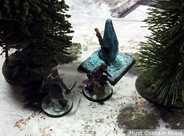 Frostgrave AAR - Into the Breeding Pits Battle Report - The Rats in the Walls