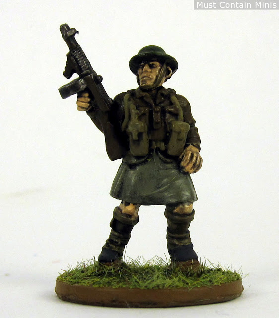 WW2 Miniature Review - British Soldier