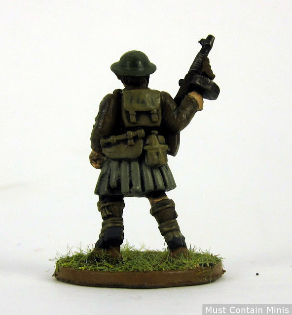Alternative Figures for Bolt Action - British