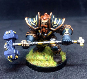 Showcase: The Minis of Sword & Sorcery by Ares Games (Painted by Ullr's Table)