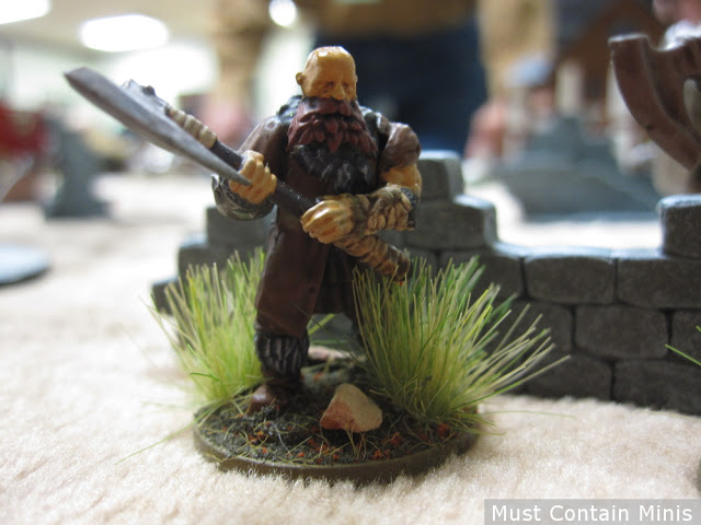 Frostgrave Barbarian