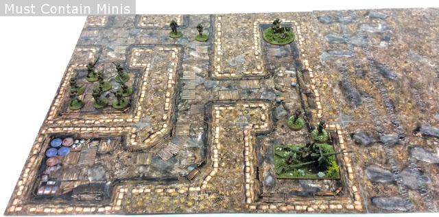 Paper Trenches for Bolt Action