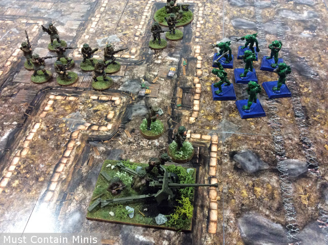 2D Terrain Review for Wargaming and Bolt Action