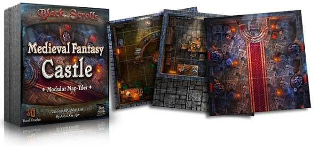 Black Scrolls Games Castle