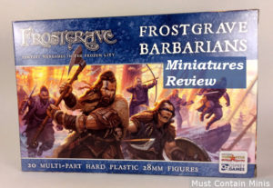 Review: Frostgrave Barbarians