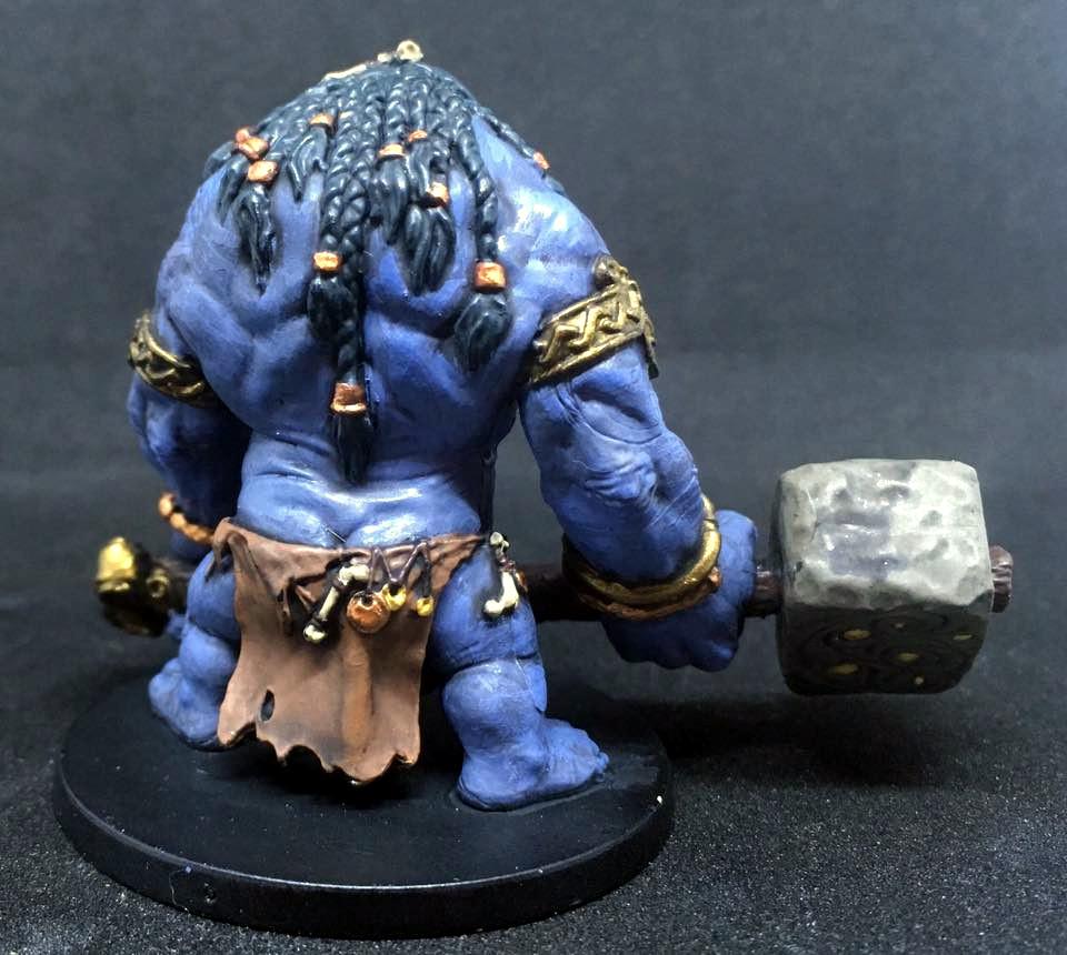 Troll Miniature