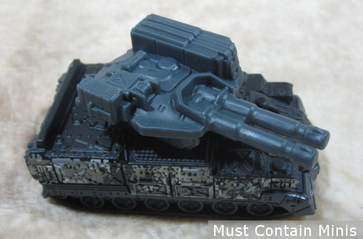 Gaslands Tank