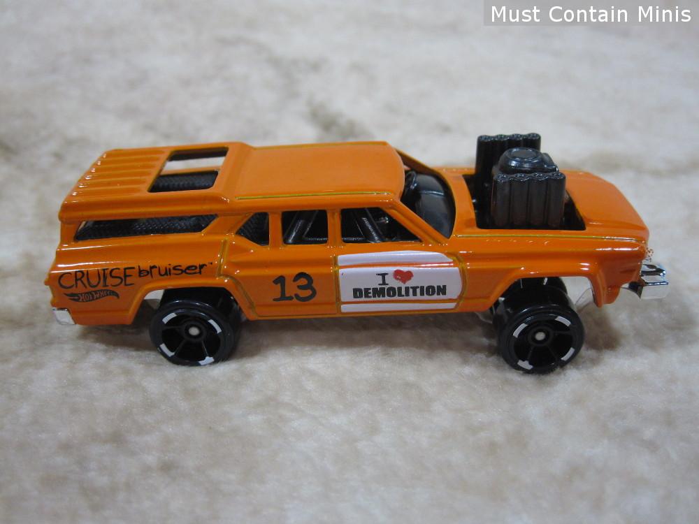 Gaslands Car