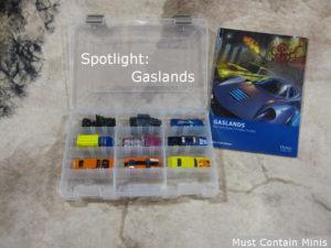 Spotlight: Gaslands by Osprey Games