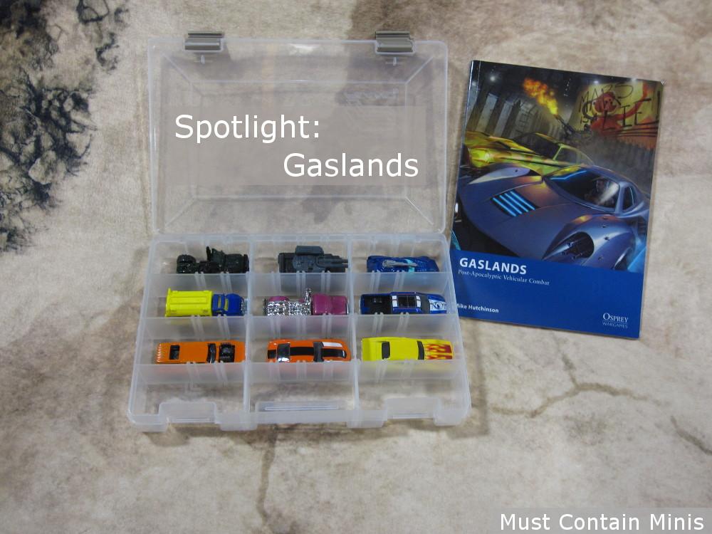 Gaslands Miniatures Game Spotlight