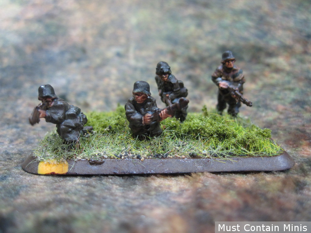 Grenadier Rifles Teams