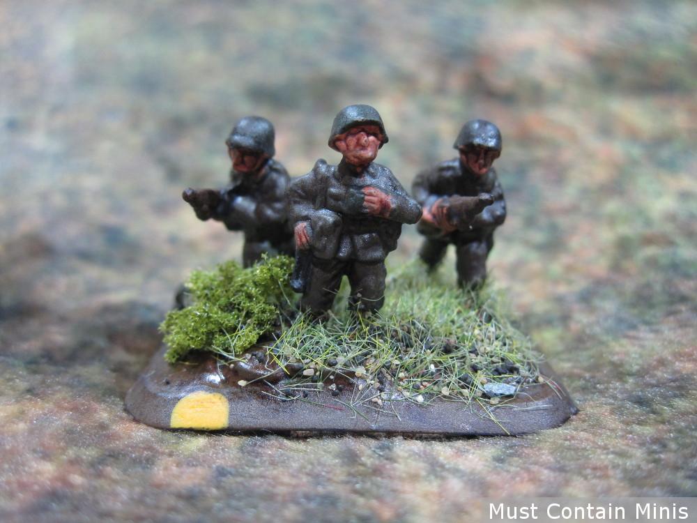 German Grenadier Scout Platoon Commander