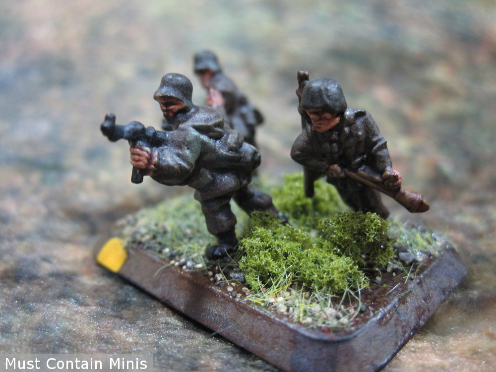 Flames of War Command Team Stand