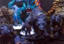 Blood Rage Monster Miniatures