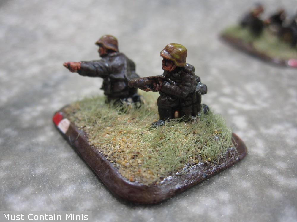 German Spotter team for Flames of War