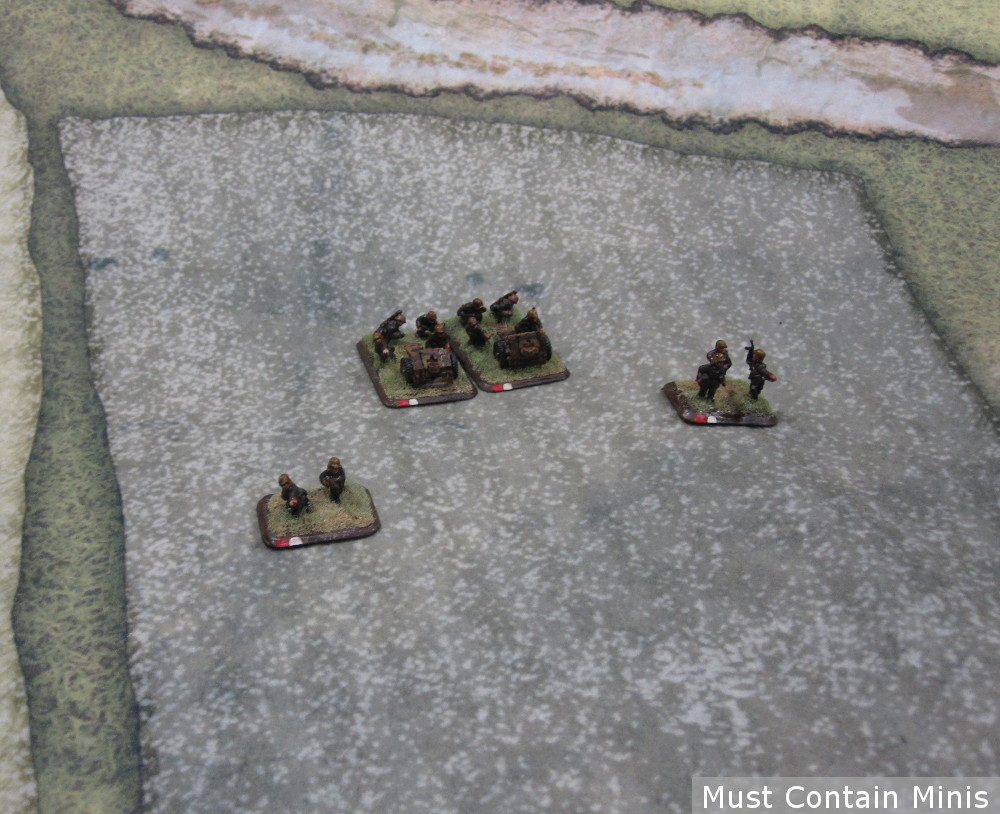 The Infantry Gun Platoon