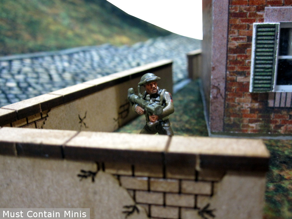 28mm MDF Terrain Review for Bolt Action