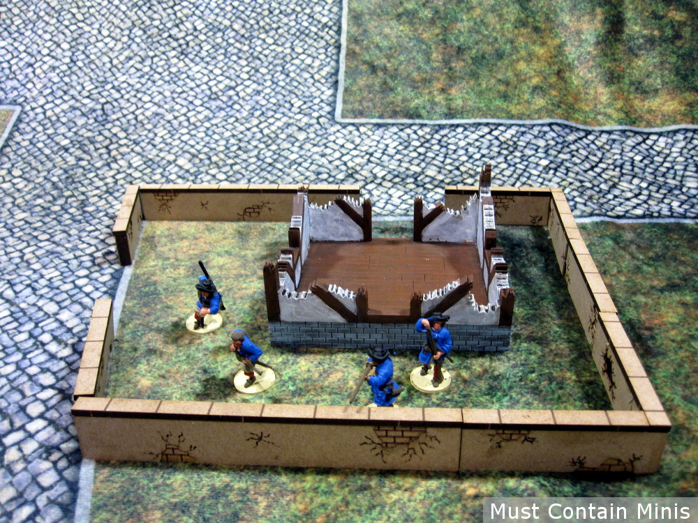 MDF Terrain Review - Blood & Plunder