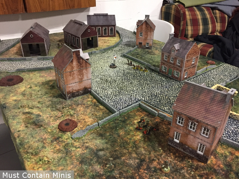British Deployment - Bolt Action