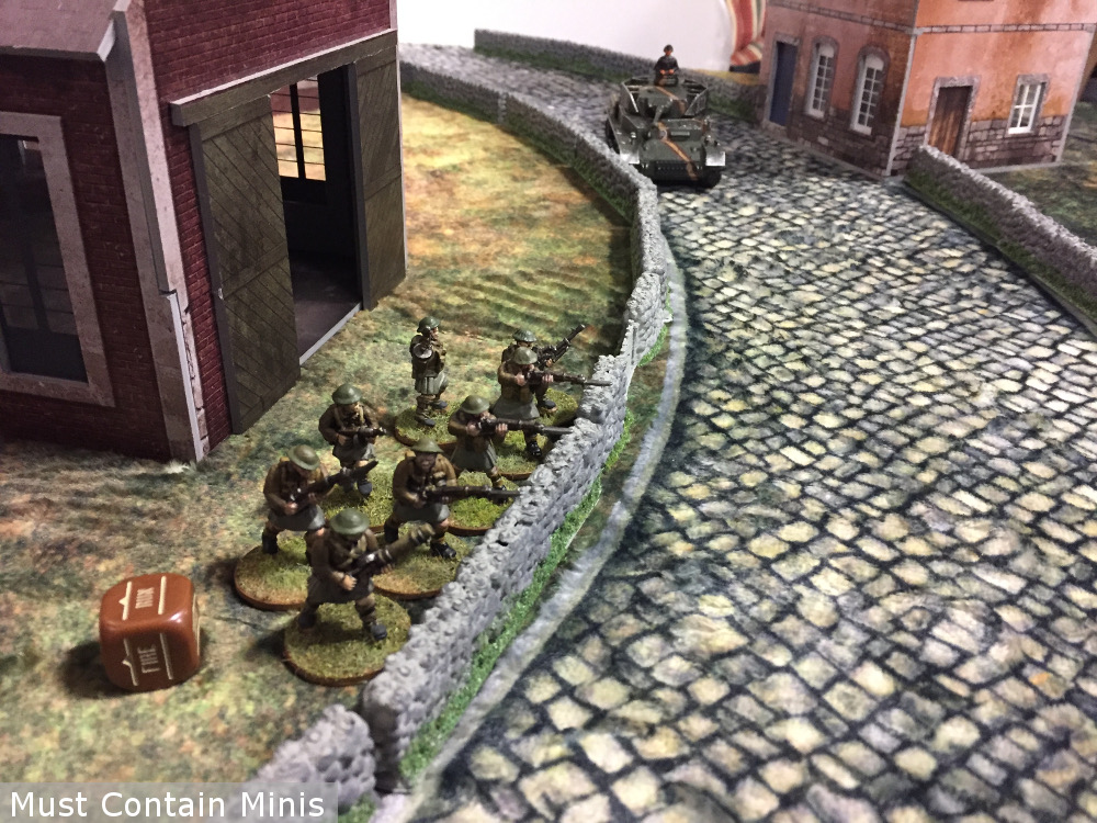 Bolt Action Battle Report: Hold Until Relieved (1000 Point