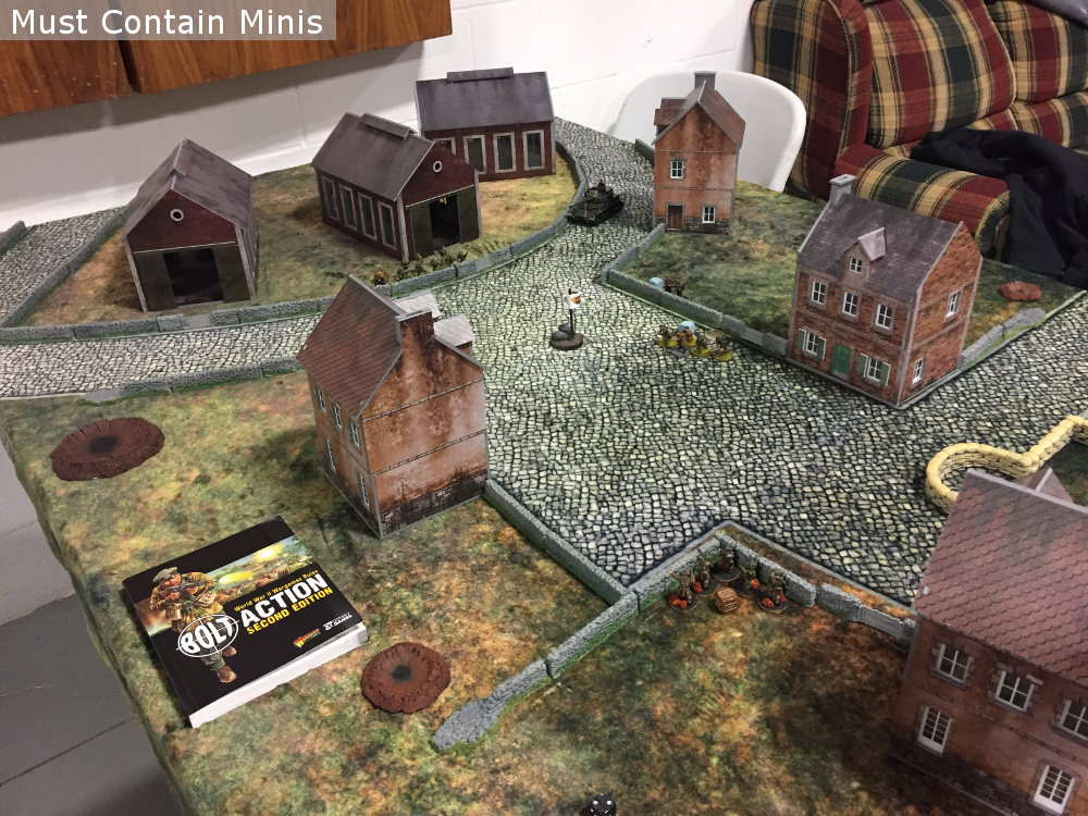 Bolt Action (2nd Edition by Warlord Games)