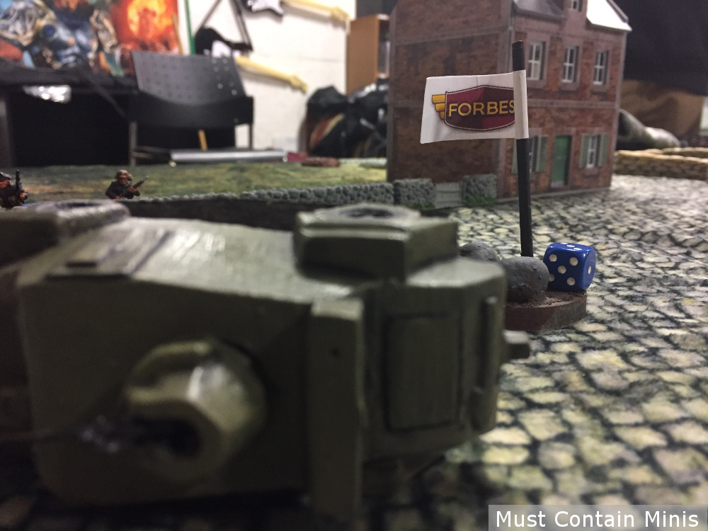 Playing Bolt Action at Forbes Hobbies in Cambridge, Ontario, Canada