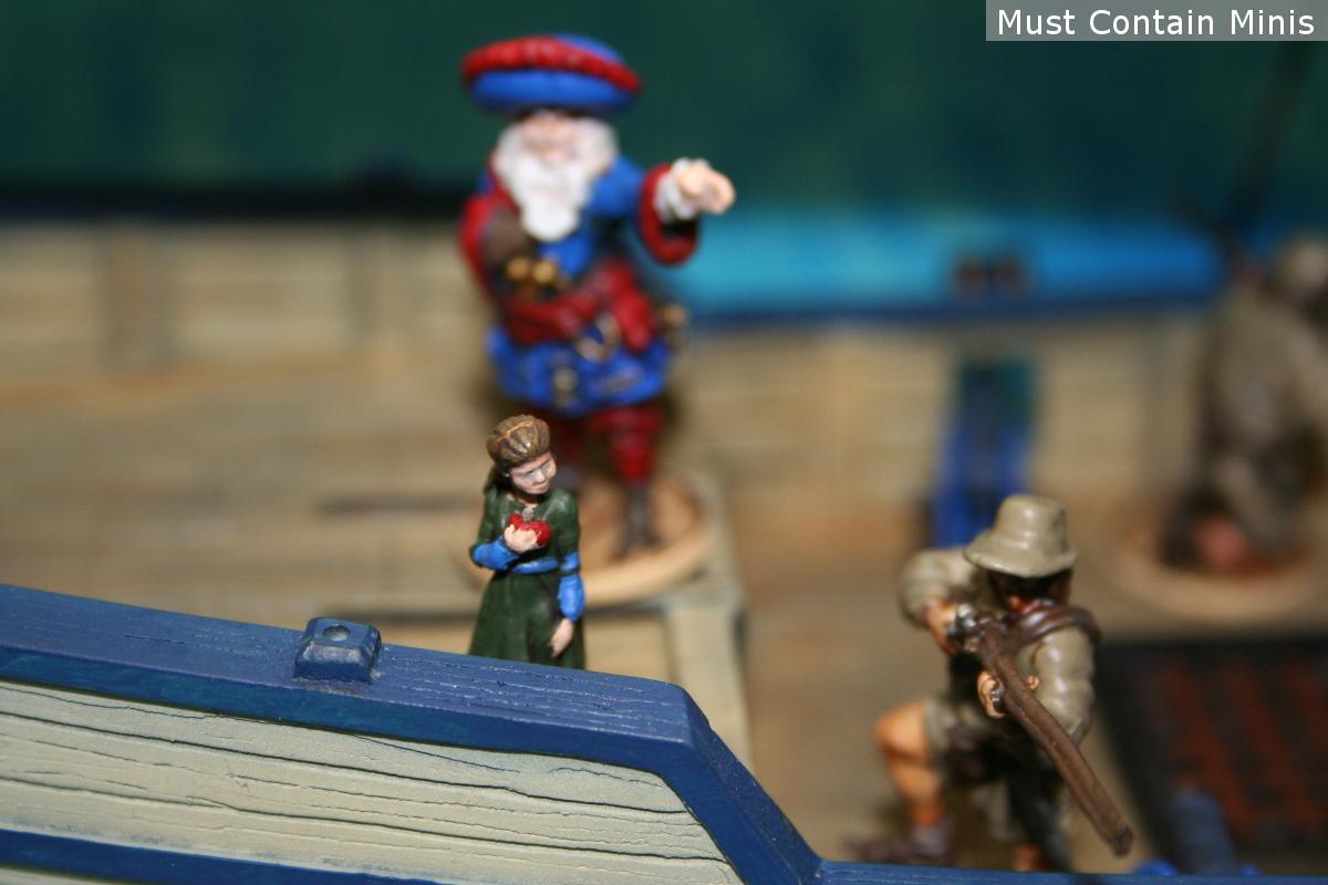 28mm Children Miniatures Review by WizKids Games