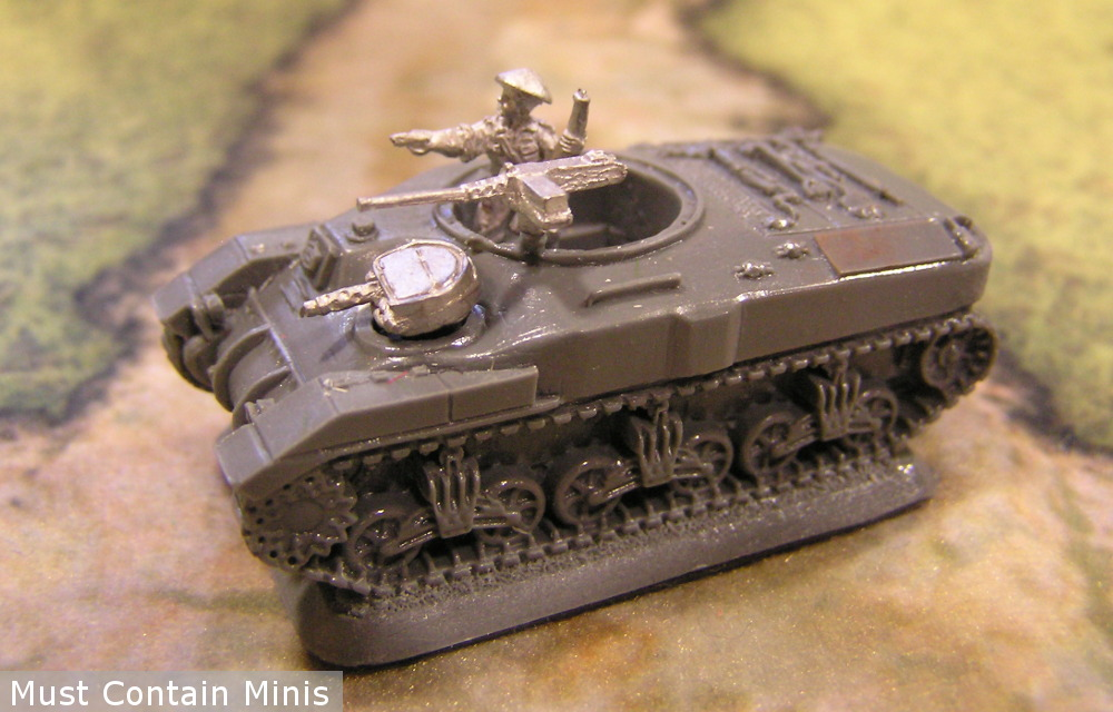 15mm RAM Kangaroo - WW2 Armoured Transport