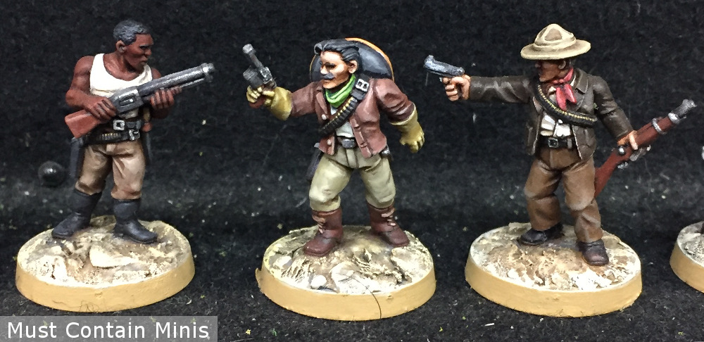 28mm Pulp Miniatures