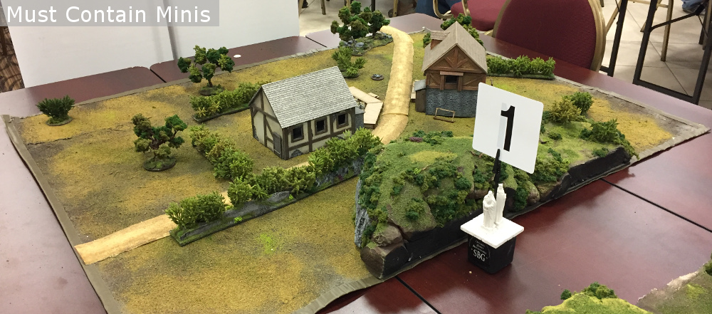 Ontario Hobbit Adventures Battle Boards - Terrain - Miniature Wargaming - GW - Lord of the Rings