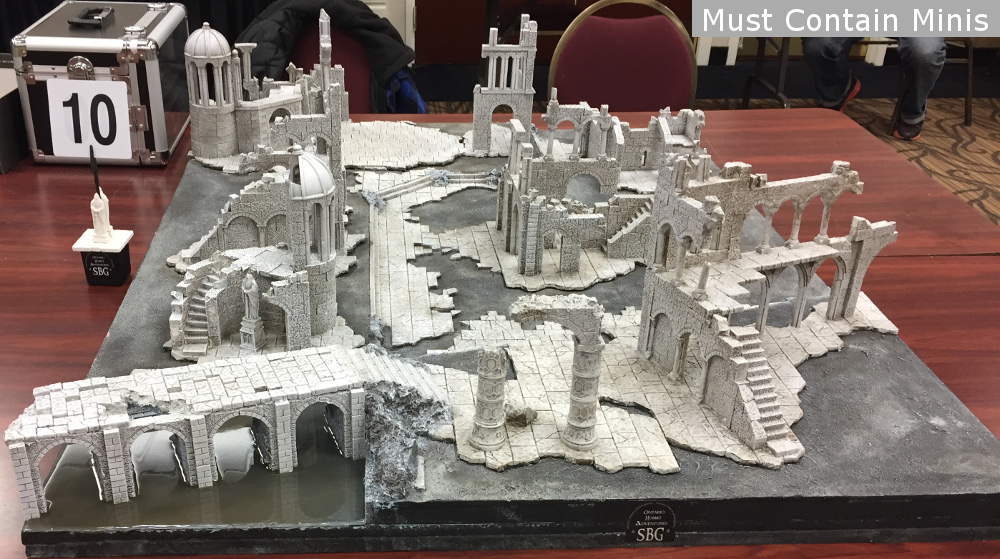 Awesome Terrain - Frostgrave - The Hobbit - Ontario Hobbit Adventures - Games Workshop