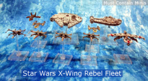 X-Wing Rebels Collection – Showcase