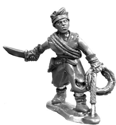 The Frostgrave Topman