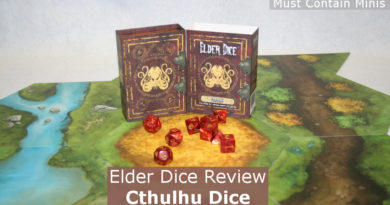 Elder Dice Cthulhu Dice Review