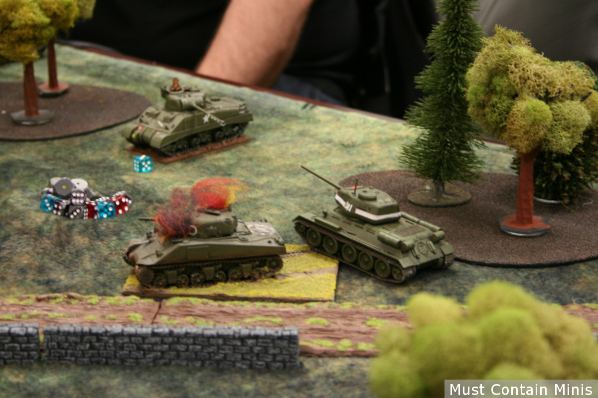 Bolt Action Demo Battle Report
