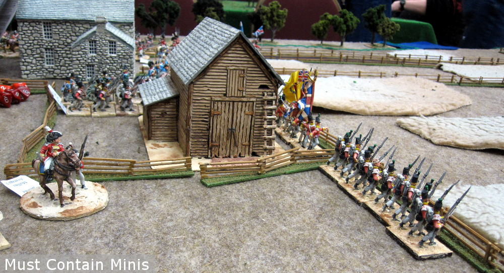 28mm War of 1812 gaming