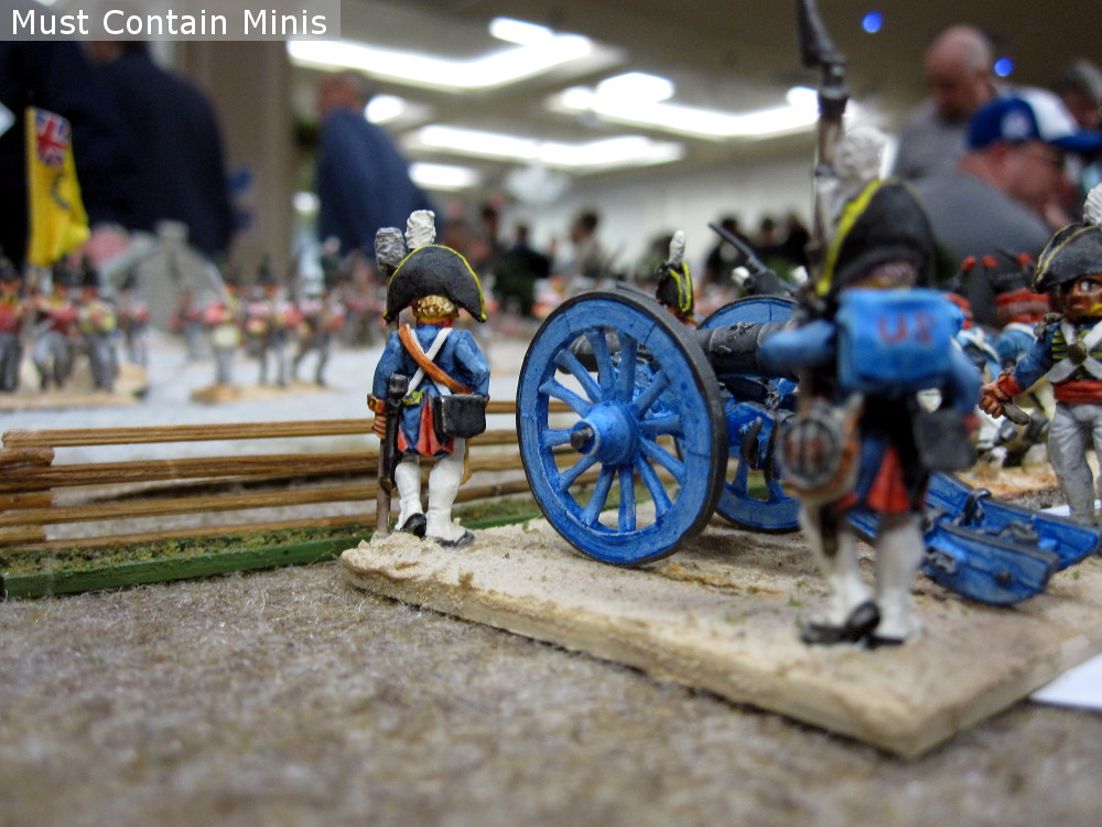28mm Canon War of 1812