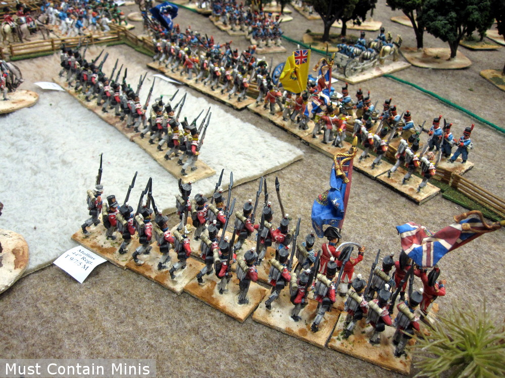 War of 1812 - Battle for Godly Woods Battle Report
