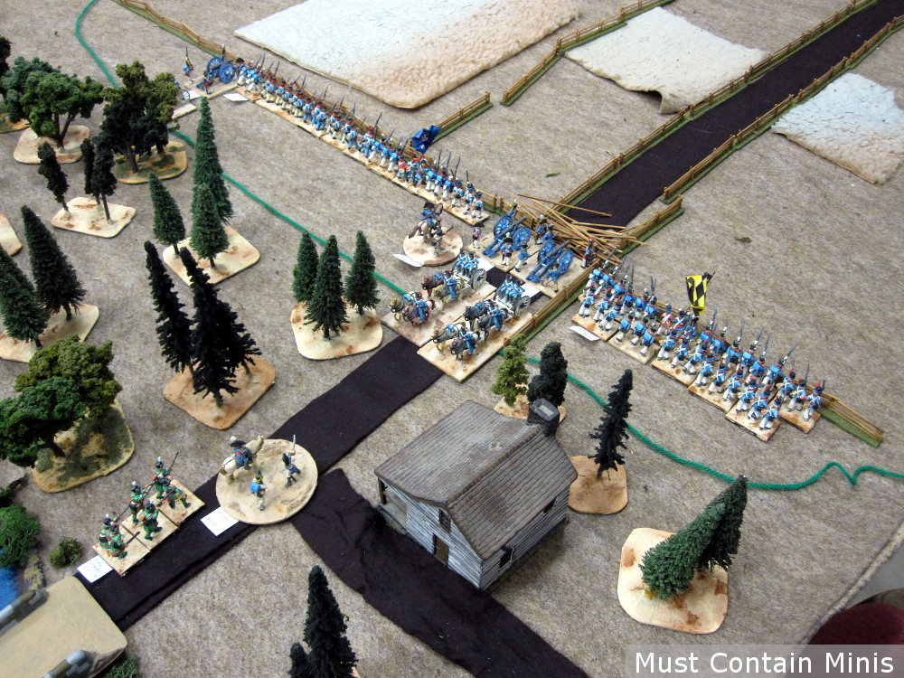 American Blockade during the War of 1812 - Regimental Fire and Fury Battle Report