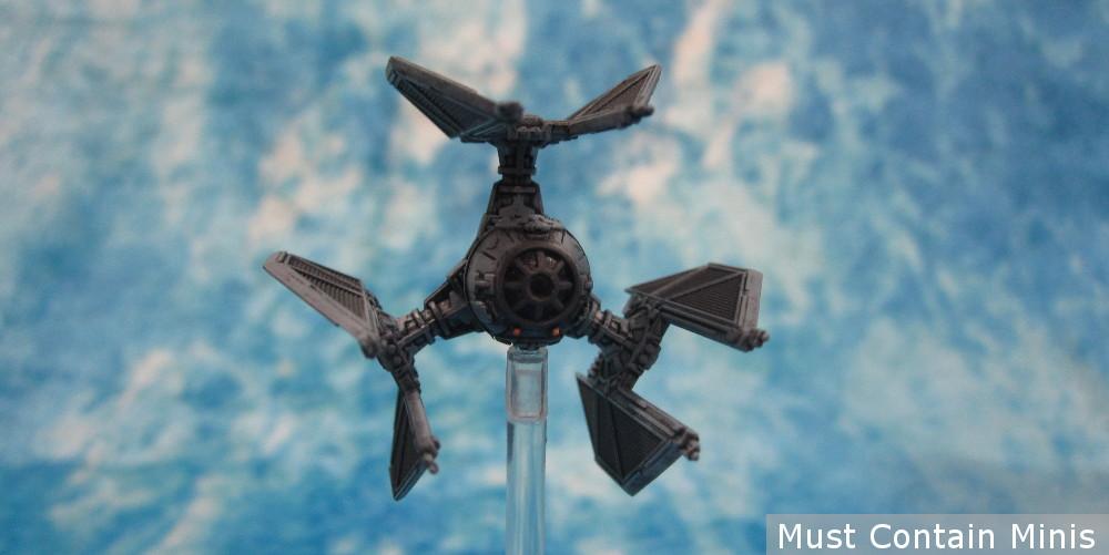 TIE Defender Miniature