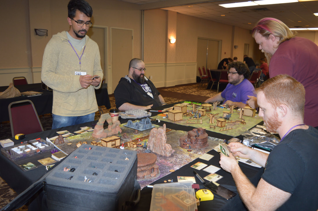 Malifaux in Kitchener Ontario