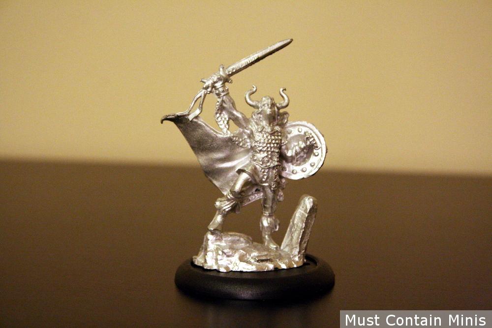 Lucid Eye - Nuada The High King Miniature