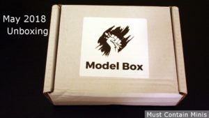 Review and Unboxing of a Model Box